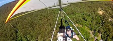 Hang Gliding!